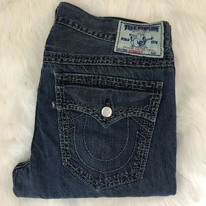 True Religion World Tour Straight jeans size 38